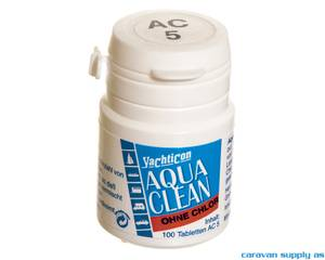 Bilde av Vannrensemiddel Aqua Clean 5 1tab/5l 100tab