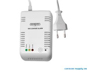 Bilde av Gassalarm Housegard LPG 230V hvit